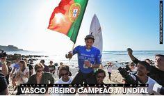 O último dia do Allianz ASP World Junior Championships foi um dia histórico para o surf português. E mais uma vez a Ribeira D'Ilhas recebeu os melhores surfistas do mundo, neste caso com 20 anos ou...