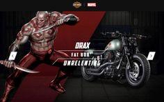 HD - Drax - Implacável