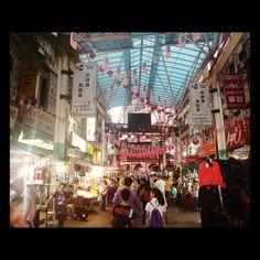 Kuala Lumpur Night Market! Spend a good couple hours here shopping: