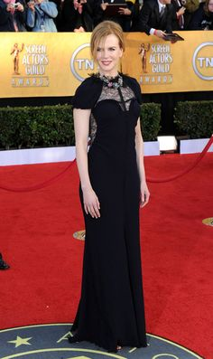 Marion Cotillard at the 2008 SAG Awards - The Most Stunning SAG Awards Dresses of the Past 5 Years - StyleBistro
