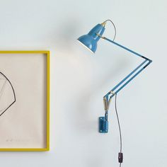 British Accent: The Ageless Anglepoise Lamp -