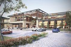 Retail center architecture google search retail - Trade center sant cugat ...