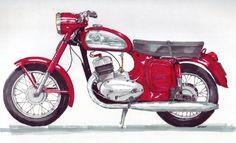 JAWA 360 1964 by pigrise on DeviantArt