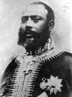 Dejazmatch Gebre Selassie Prominent Tigrean nobleman, Governor of Adwa, and…