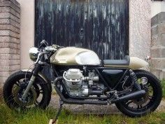 Cafe racers, scramblers, street trackers, vintage bikes and much more. The best garage for special motorcycles and cafe racers. Moto Guzzi Motorcycles, Custom Motorcycles, Scrambler, Bobber, Chopper, Guzzi V7, Moto Cafe, Motorcycle Manufacturers, Bike Style