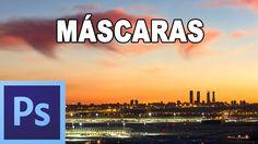 Máscaras: Qué son y para qué sirven - Tutorial Photoshop en Español por ...