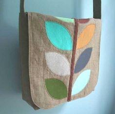 Free Bag Pattern and Tutorial - Basic Messenger Bag