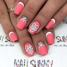 33 Cute And Cool Nail Designs 2018