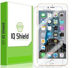 iPhone 7 Plus Screen Protector IQ Shield LiQuidSkin Full Coverage Screen Protector for iPhone 7 Plus HD Clear Anti-Bubble Film