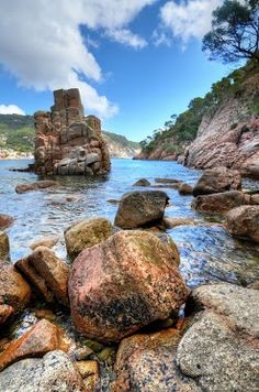 Empordà Catalonia, near Begur Begur Costa Brava, Girona Spain, Barcelona, Sitges, Spain Travel, Beach Resorts, Beautiful Places, National Parks, Places To Visit