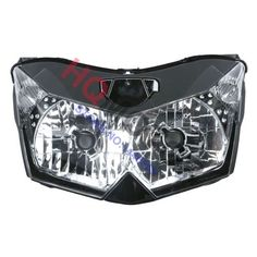 156.89$  Watch here - http://aliabx.worldwells.pw/go.php?t=32375714939 - Clear Headlight Assembly House fit For Kawasaki Z1000 2007 2008 2009