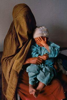 Simple Act of Waiting-Kabul, Afghanistan | Steve McCurry