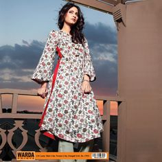0c5f36dc421 Warda Designer Lawn Spring Dresses 2014 15 for Ladies 18 Warda Designer  Lawn Spring Dresses 2014. Maternity WearPregnancy ...