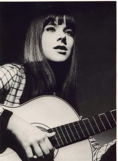 Mid 60s SONJA CHRISTINA before HAIR & CURVED AIR.