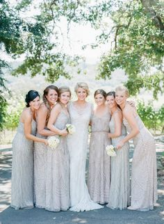 305 Best Taupe Champagne Gold Bridesmaid Dresses Images Gold