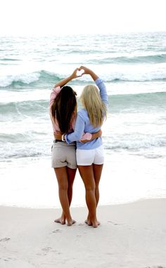 This will be Missy and I in July!!!!!!   Harbor Island, here we come!!!!!