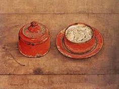 by Jopie Huisman Mood Images, Modern Masters, Dutch Painters, Realistic Paintings, Inkjet Printer, Art Journals, Still Life, Tea Pots, Pottery