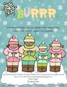 Kindergarten Kiosk: BURRR: A Game to Build Sight Word or Letter Naming (or sound) Automaticy