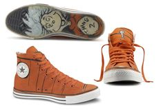 The Dr. Seuss Chuck Taylor Collection From Converse.
