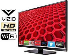 """VIZIO E-Series 32"""" 720p HD Full Array Smart TV with Wi-Fi"""