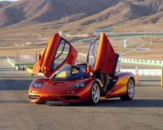 McLaren F1 with an awesome price too, $970,000!