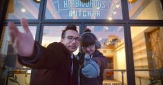 A vegan butcher shop? Isn't that an oxymoron? But siblings Aubry and Kale (yep, that's his name) Walch are defying expectations.