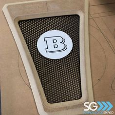 Another shot of the custom trim panel on the 2016 Mercedes Benz E300 Brabus Edition.Do you have questions about this build? We would be happy to answer them. just comment below & we can guide you in the right path.#MercedesBenz #Brabus #E300 #BurmesterAudioisNotImpressive #AudioSystemsforAdults #ChromeWrapped #CustomFabrication #F355Miami @SoundsGoodStereo @TEN87Design Repost from @soundsgoodstereo