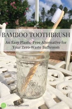 Bamboo Toothbrush: A