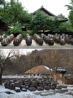 Jangdokdae (Korean: 장독대)