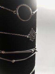 f0a74da52613 Las 8 mejores imágenes de Collares de plata