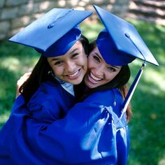 Graduation Party Ideas Whether she's graduating from middle school, high school, or college, your grad deserves a little pomp and circumstance. Throw a casual outdoor party to celebrate her accomplishments with these tips and ideas for success.