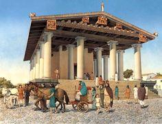 templo etrusco