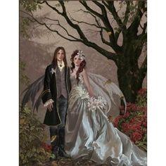 Nene Thomas Autumn Wedding Limited Edition Print