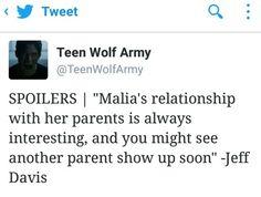 teen wolf, season 6