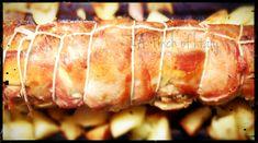 Filetto di maiale in crosta di Baguette