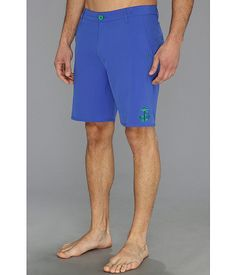 Sperry Top-Sider Spirit of the Sea Solids Hybrid Watershort Denim - Zappos.com Free Shipping BOTH Ways