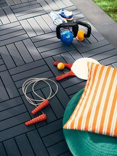 Backyard Patio, Backyard Landscaping, Backyard Layout, Backyard Privacy, Outdoor Cafe, Outdoor Living, Polypropylene Plastic, Outdoor Flooring, Deck Flooring
