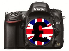 Nikon D600 price drop in the UK, Germany- hopefully it happens in the US too!