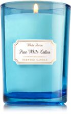 Pure White Cotton Medium Candle - Home Fragrance 1037181 - Bath & Body Works