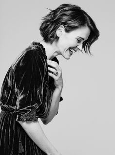 Sarah Paulson photographed for Variety Magazine (June/2017).  Amazing smile.