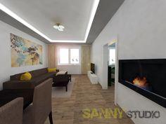 Návrh interiéru spoločenskej časti 3 izbového bytu v Rači v Bratislave Bratislava, Home Decor, Homemade Home Decor, Decoration Home, Interior Decorating