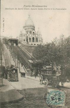 Histoire du funiculaire de Montmartre
