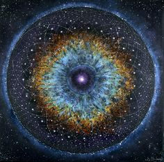 "SEAN YARBROUGH ART / NEBULANDALA -  #professional satin #photo #paper #print / 24 x 24"" -- SPY-ART.COM + @spyartwork + IG@spyart303 + FB@spyartwork -- #abstract #abstractart #abstractpainting #acrylic #acrylicpainting #art #artist #artwork #cosmos #fineart #galaxy #love #mandala #original #paint #painting #planet #science #seanyarbrough #seanyarbroughart #space #spy-art #stars #universe #visionary #visionaryart #visionaryartist #visionaryartwork #visionarypainting #trippy #psychedelic"