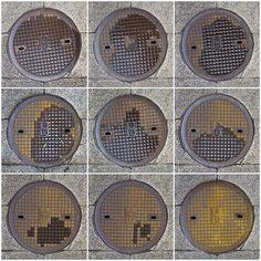 Drying By Pixels - Goran Patlejch Textures Patterns, Color Patterns, Petri Dish, Circles, Favorite Things, Shape, Prints, Ideas, Colour Pattern