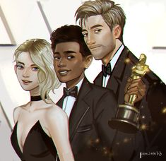 Spider-Man Into The Spider-Verse won the Oscar for Best .-Spider-Man Into The Spider-Verse a gagné l'oscar du Meilleur film d'animation 2019 Spider-Man Into The Spider-Verse won the Oscar for Best Animation Film 2019 - Marvel Dc Comics, Marvel Avengers, Bd Comics, Marvel Fan, Avengers Memes, Captain Marvel, Funny Comics, Punisher Marvel, All Spiderman