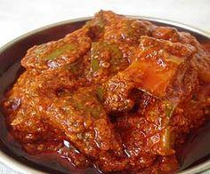 Punjabi Recipes | Punjabi Foods | Punjabi Dishes | Punjabi Menu: Mango Pickle - Punjabi Mango Pickle Recipe | Indian Mango Pickle Recipe