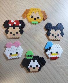 Colección de tsum tsums  #TsumTsum #Tsums #Mickey #Minnie #Donald #Daisy #Goffy #Pluto #Disney #Co - manualidadesvictoria