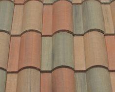 Berridge Metal Roofs I Like The Barrel And Tile Looking