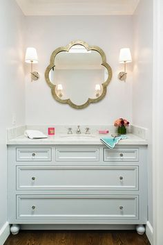 Things We Love: Bathroom Style - Design Chic - creating beautiful bathroom style