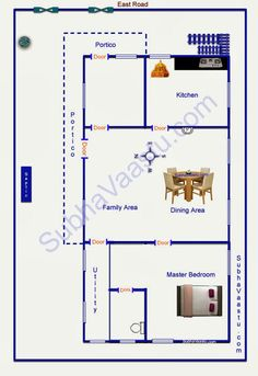 cool east facing vastu home plan. Similar ideas East Facing House Plan  facing vastu ke anusar Pinterest